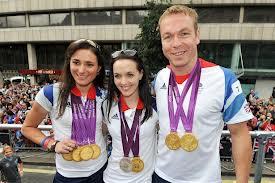 ParalympicsGb Cyclists