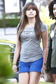 Paris Jackson out in Calabasas  NEW September 2012 - paris-jackson photo
