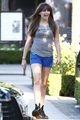 Paris Jackson out in Calabasas ♥♥ NEW September 2012