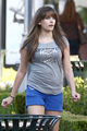 Paris Jackson out in Calabasas ♥♥ NEW September 2012 - paris-jackson photo