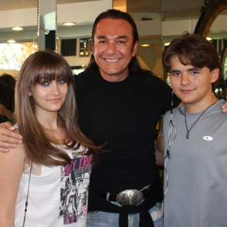 Paris Jackson, Nick Chavez and Prince Jackson ♥♥