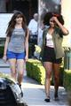 Paris Jackson and her best friend Michaela Blanks out in Calabasas ♥♥ NEW September 2012 - paris-jackson photo