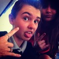 Paris and her friend - paris-jackson photo