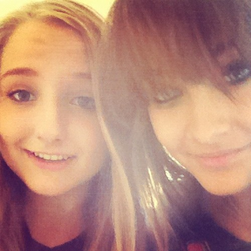 Paris's friend Missy and Paris Jackson ♥♥