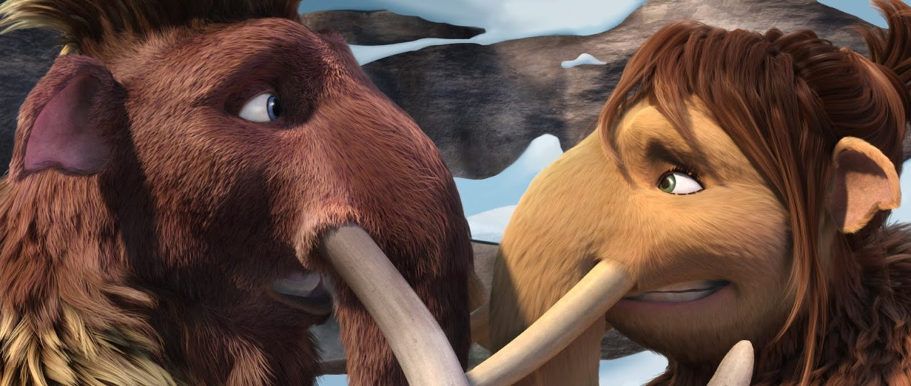 ice age 4 characters peaches - photo #10