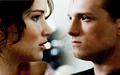 peeta-mellark-and-katniss-everdeen - Peeta Mellark and Katniss Everdeen wallpaper