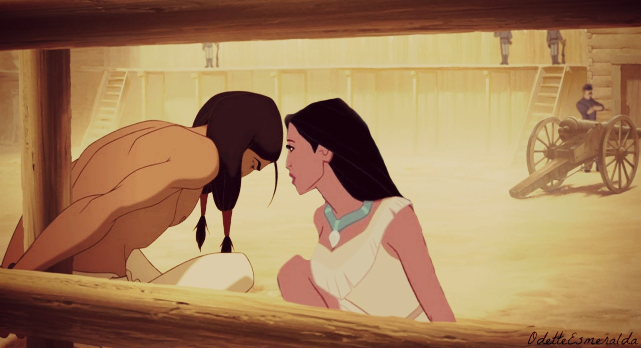 Pocahontas and Little Creek