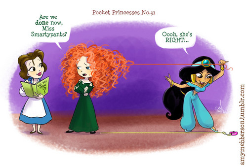 Pocket Princesses 31