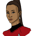 Portrait Time - Uhura