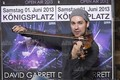 Press Conferention 21.09.2012 Munich - david-garrett photo