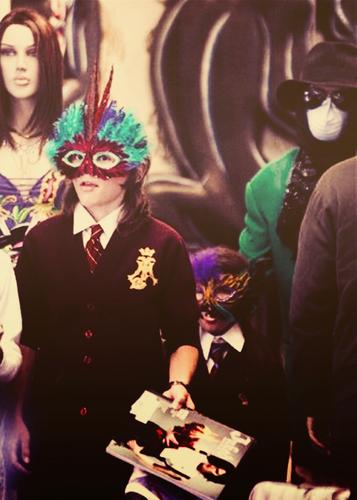 Prince Jackson, Blanket Jackson and their daddy Michael Jackson ♥♥