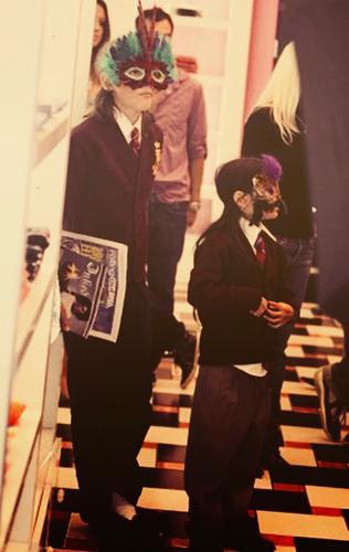 Prince Jackson and Blanket Jackson ♥♥