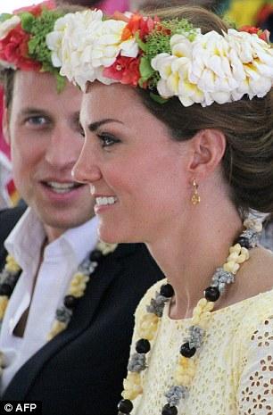 Prince William & Duchess Catherine