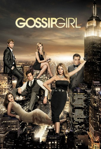 Gossip Girl fond d'écran entitled Promotional Poster Gossip Girl season 6!