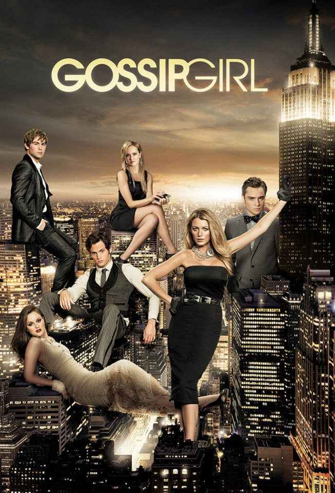 Promotional Poster Gossip Girl season 6!