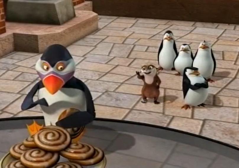 퍼핀, puffin Muffins!