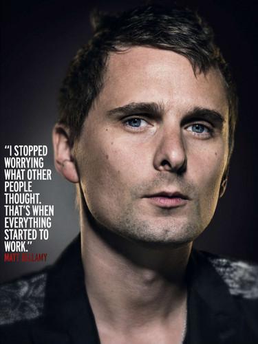 Q Magazine Photoshoot October 2012