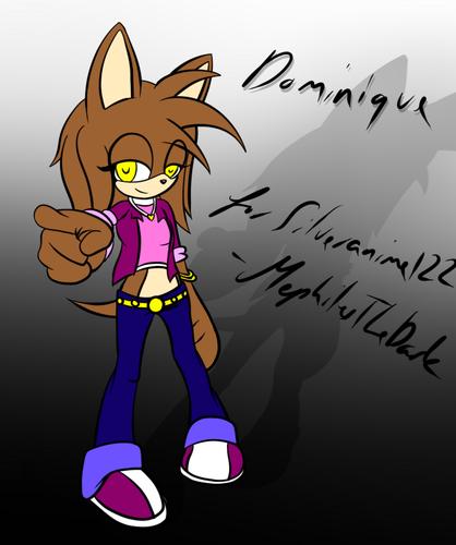 RQ- Dominique for Silveranime122
