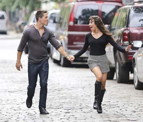 Rachel and Brody<3
