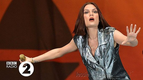 Radio 2 Live Hyde Park, London, England - September 09, 2012 - jessie-j Photo