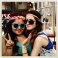 Raini & Laura - laura-marano-ally photo