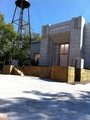 Reaping stage set being built for Hunger Games/Catching Fire