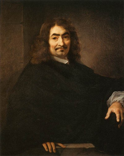 René Descartes (31 March 1596 – 11 February 1650)