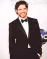 Richard Madden  @ 2012 Emmy Awards  - game-of-thrones photo