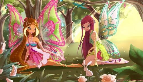 Roxy & Flora: Enchantix~