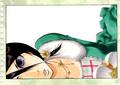 Rukia (manga calendar 2012)