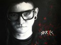 SKRILLEX's portraits By FREDERIC MICHEL-LANGLET - skrillex photo