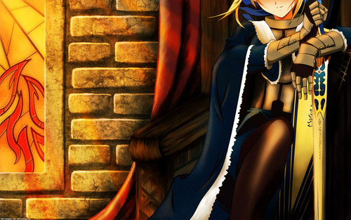 haremaster99 wallpaper possibly containing a surcoat, a street, and an outerwear called Saber