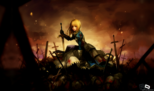 haremaster99 wallpaper with a concert called Saber