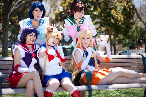 Sailor BFFs