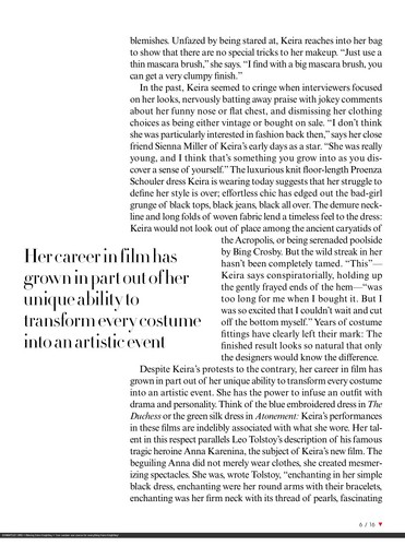 Scans of US Vogue October 2012