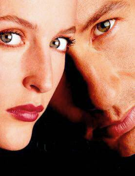 Scully and Mulder beautiful pic<3
