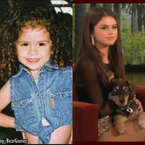 Selena Gomez Before And After