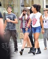 Shak, Paris and Michaela out in Los Angeles City ♥♥ - paris-jackson photo