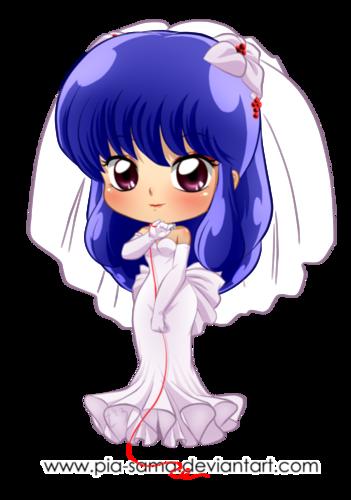 Shampoo Chibi Bride