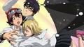Sket Dance - Bossun, Himeko, Switch