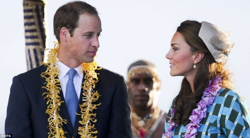 Solomon Islands - prince-william-and-kate-middleton Photo