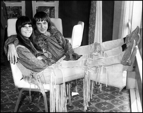 Sonny and Cher - cher Photo
