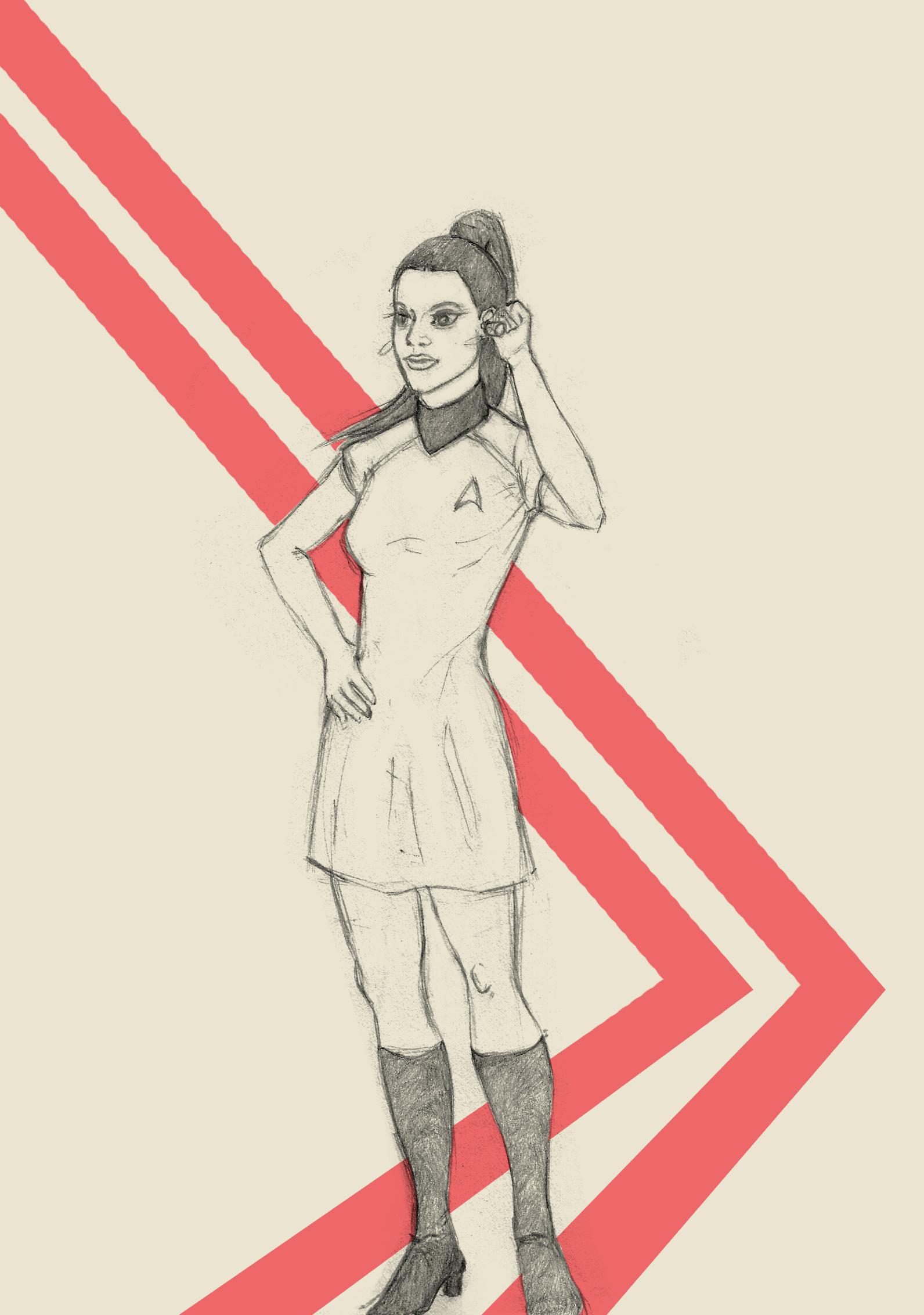 Star Trek: Uhura
