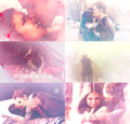 Stefan Salvatore & Elena Gilbert - stefan-and-elena fan art