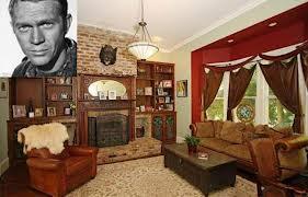 Steve's living room