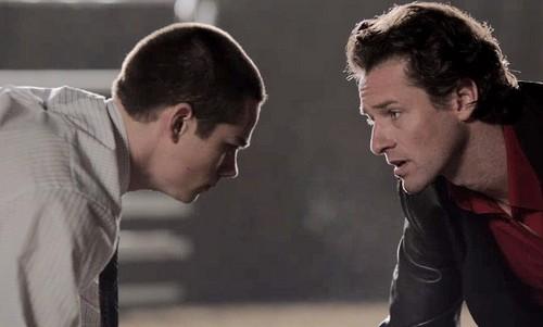 Stiles & Peter Hale