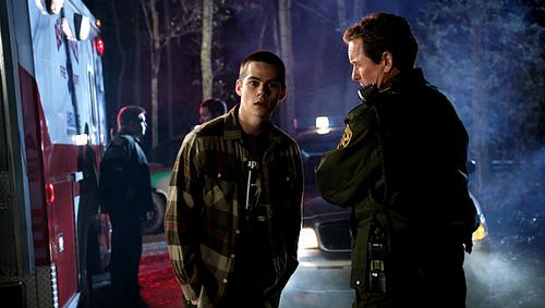 Stiles & Sheriff Stilinski