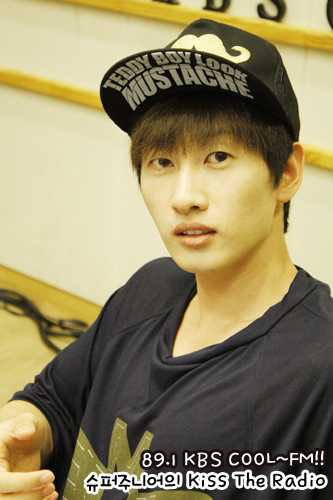 Super Junior Eunhyuk cuteness @ Sukira 09/18 (OFFICIAL)