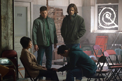 supernatural - 8.02 - What's Up Tiger Mommy - Promotional Pics