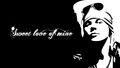 Sweet love of mine - axl-rose wallpaper